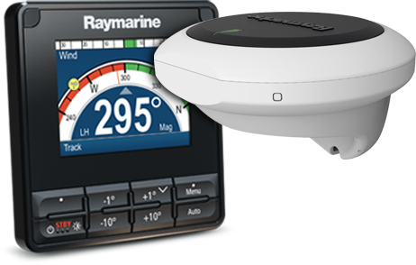Evolution Autopilot - Prisvinder af Sailing Today 2015 | Raymarine