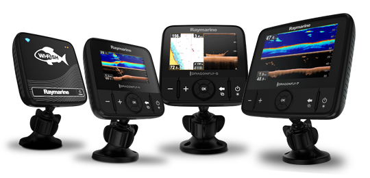 Software Opdateringer til Dragonfly | Raymarine by FLIR