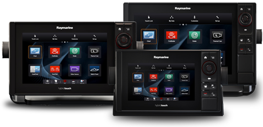 Mulitfunction Displays Software Updates | Raymarine
