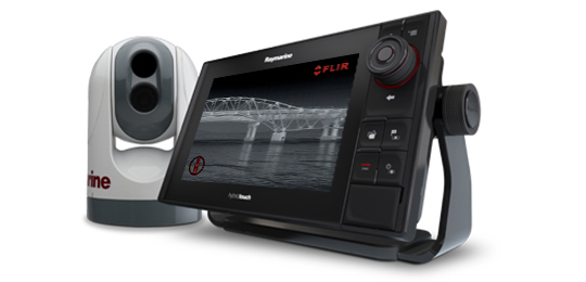 Explore All Termiske Kamera| Raymarine by FLIR