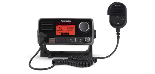 Media Resources for VHF Communications | Raymarine