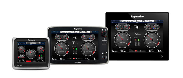 aSeries eSeries gS Series | Raymarine