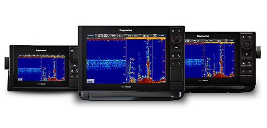Sonar Transducers for eSSeries Multifunctions Displays | Raymarine by FLIR