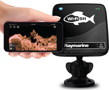 Download high resolution Wi-Fish images | Raymarine