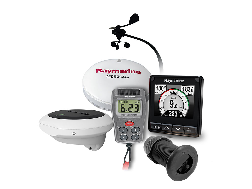 NYE T70342 instrument bundle pakke | Raymarine by FLIR