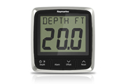 i50 Speed and Depth Instrument Display | Raymarine