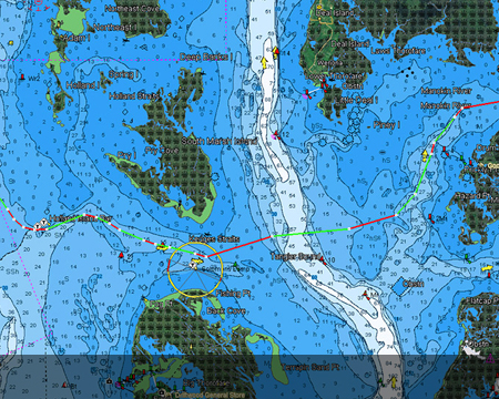 C-MAP Easy Routing | Raymarine