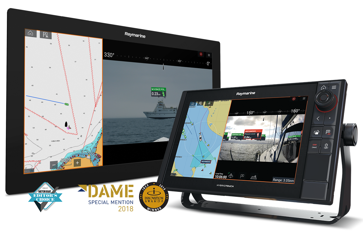 NY LightHouse 3.7 - Clear Cruise Udvidet Virkelighed (Augmented Reality AR) | Raymarine - A Brand by FLIR