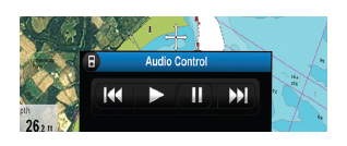 Bluetooth audio controls