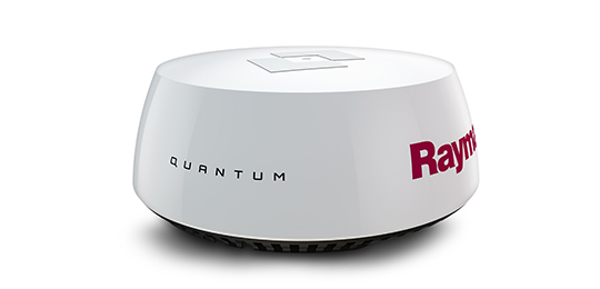 NEW Quantum Wireless CHIRP Pulse Compression | Raymarine