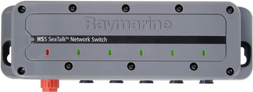 HS5 RayNet Network Switch | Raymarine