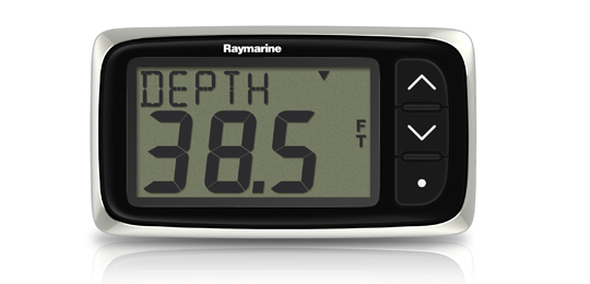 i40 Instrument Display Media Resources | Raymarine