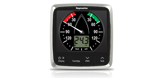 i60 Instrument Display Media Resources | Raymarine