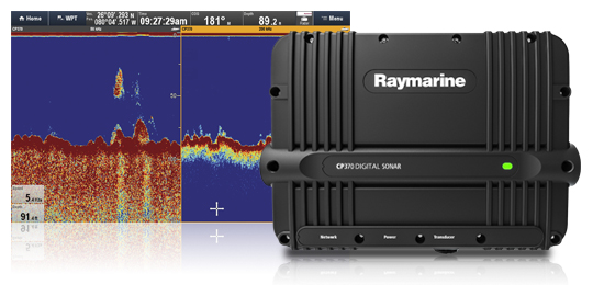 CP370 Media Resources | Raymarine