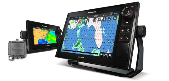 Marine Weather Media Resources | Raymarine