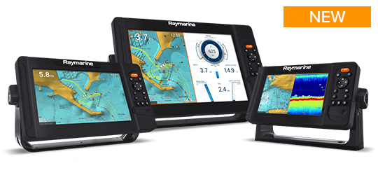 Element S Multifunction Display Media Resources | Raymarine