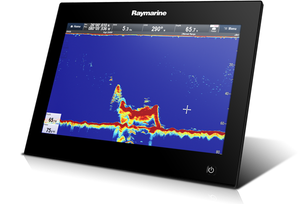 CP470 - Serious Offshore Sonar | Raymarine