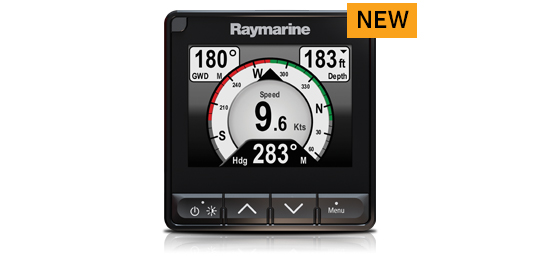 i70s-multifunktionsinstrument | Raymarine - A Brand by FLIR
