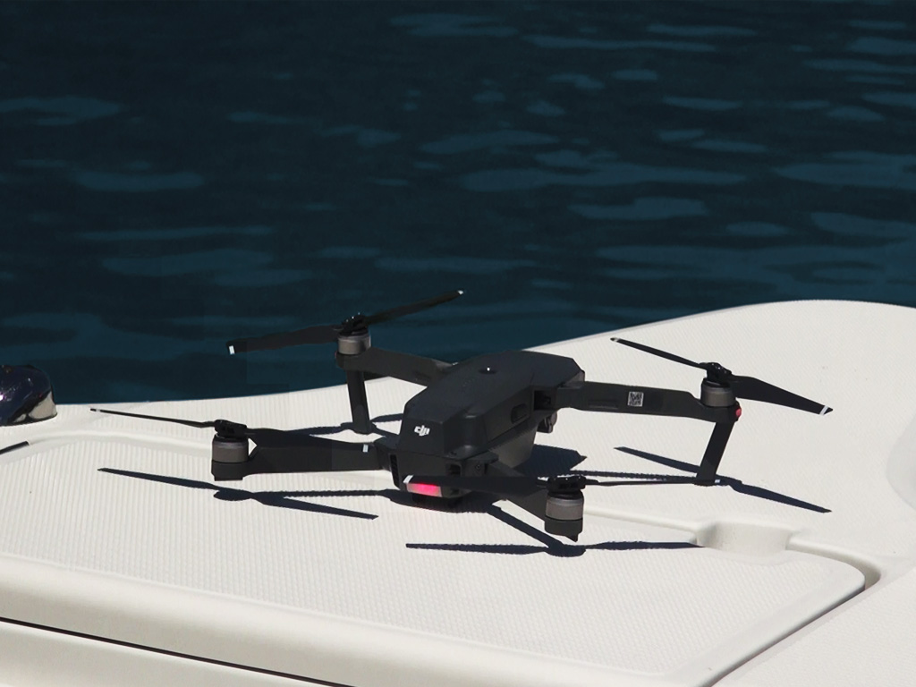 Axiom UAV - Takeoff | Raymarine - A Brand by FLIR