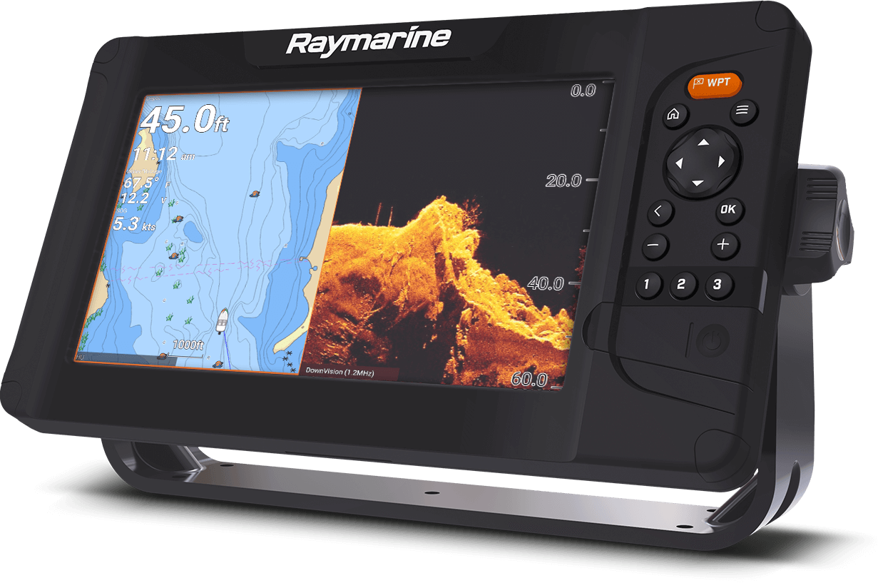 Element - Intuitive kontroller | Raymarine - A Brand by FLIR