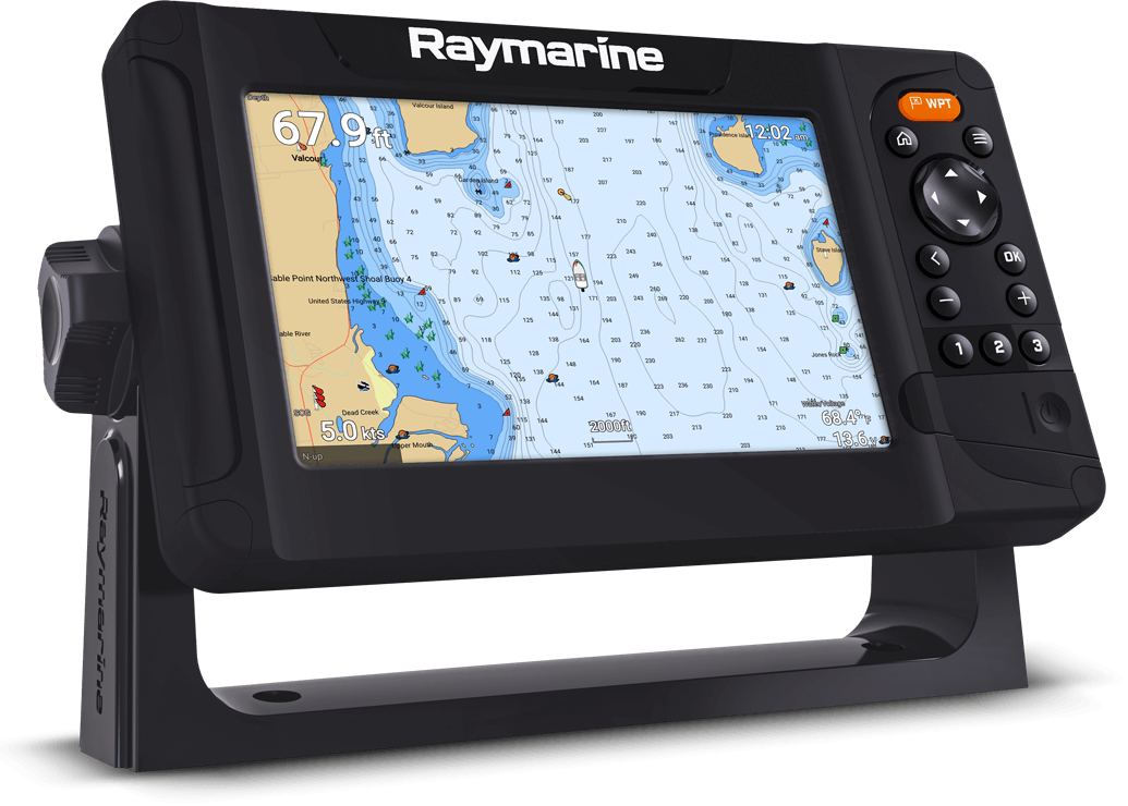Element - smart kortlægning | Raymarine - A Brand by FLIR