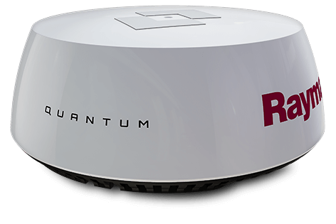 Quantums specifikationer | Raymarine