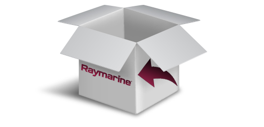 Return a product to Raymarine | Raymarine