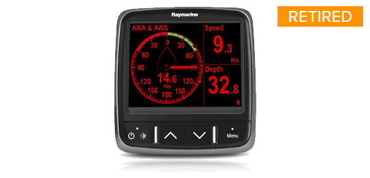 i70-multifunktionsinstrument | Raymarine - A Brand by FLIR